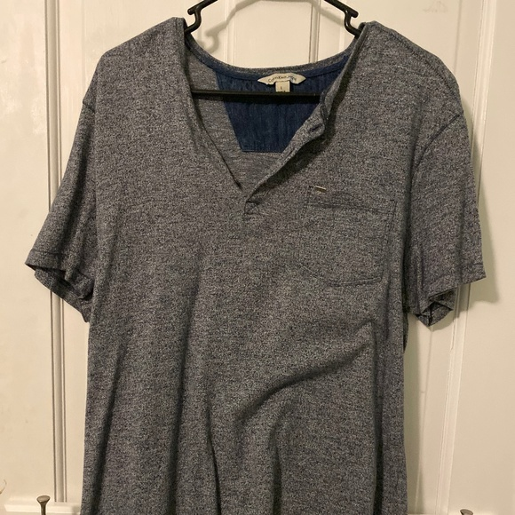Calvin Klein Jeans Other - Calvin Klein Jeans Fashion Top Short Sleeve Large